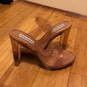 Steve Madden heels never worn- only tried on